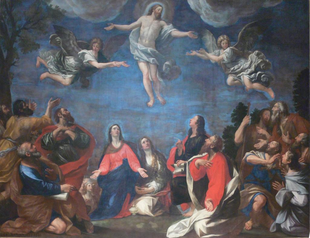 Domenica dell'Ascensione di Cristo al cielo. Meditazione di P.Antonio Rungi